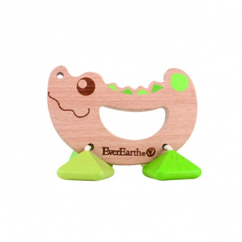 微笑鱷魚搖鈴
