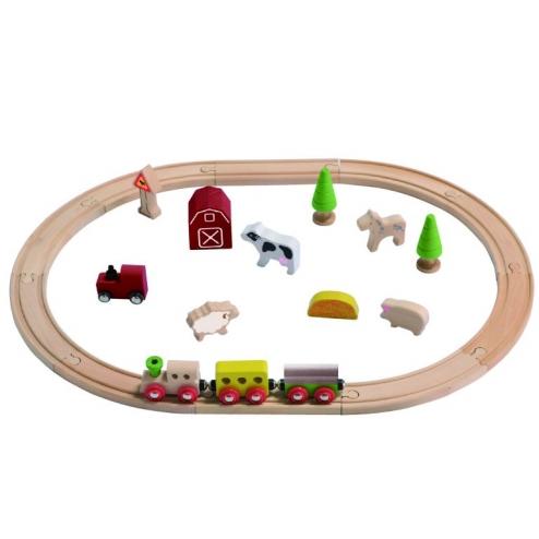 農場火車組
