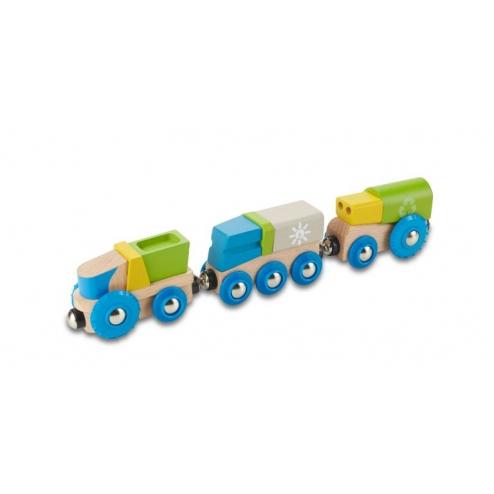 環保火車組